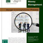Screening for investment managers